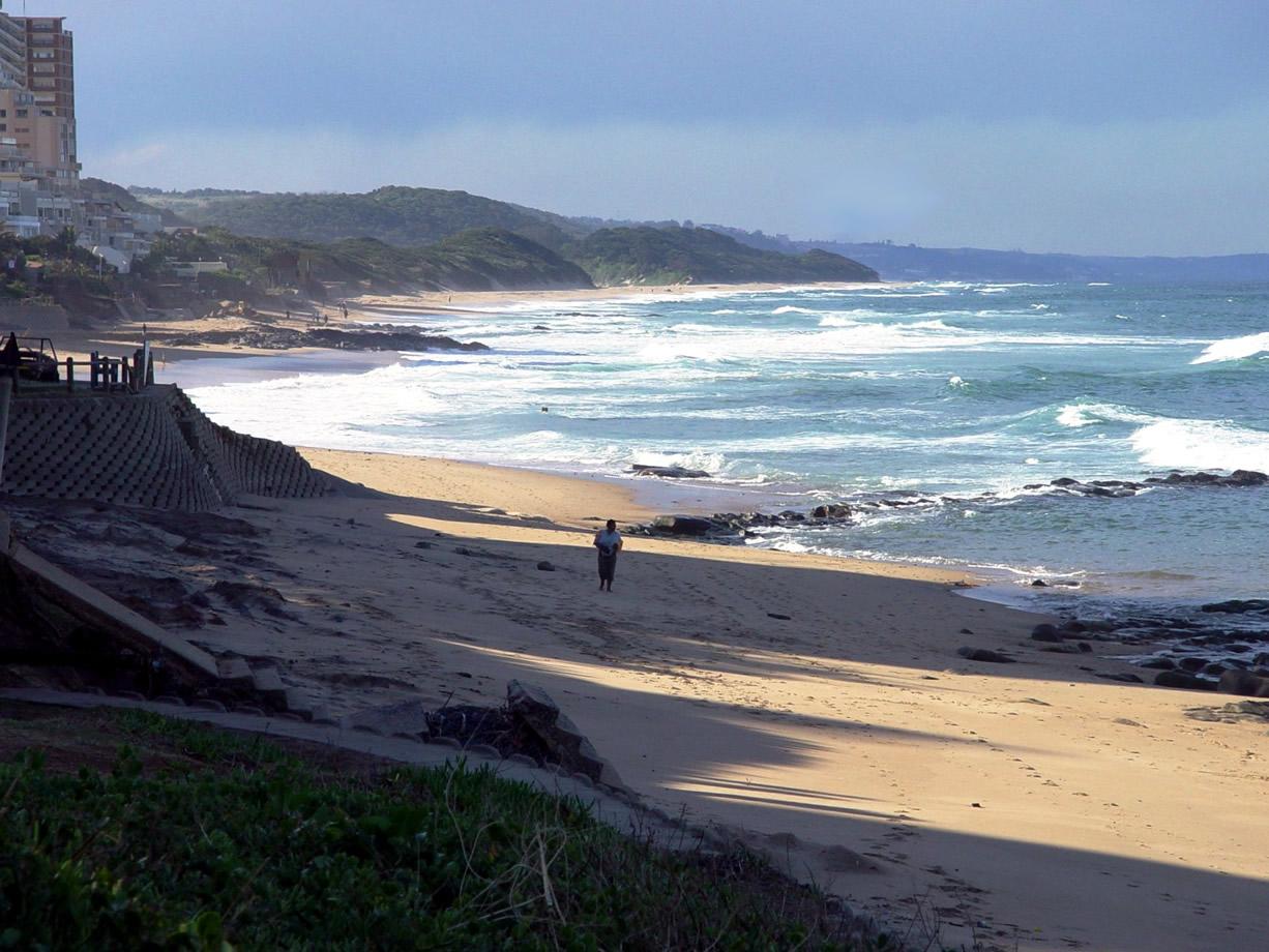 Top 10 delle migliori spiagge sudafricane for Provincia sudafricana con durban
