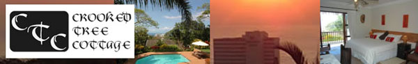Crooked Tree Cottage, Bed and Breakfast or Self Catering Accommodation in Umhlanga Rocks, Durban