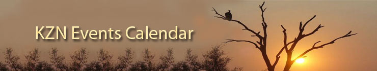 Welcome to Kwazulu Natal Events Calendar